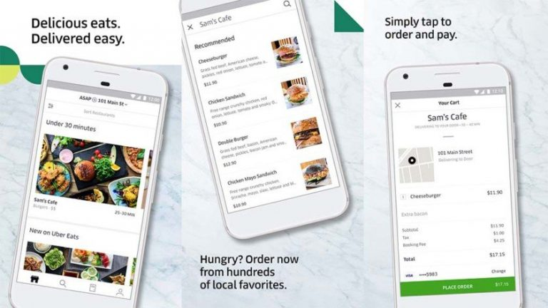 Top 10 Apps for Food Delivery Near me in USA