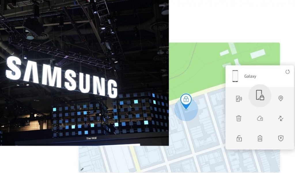 Samsung can find its Galaxy smartphone even if it's offline