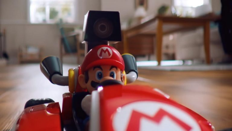 NINTENDO LAUNCHES A MARIO KART WITH YOUR SHOW AS A CIRCUIT