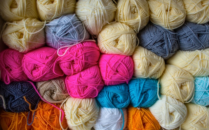 Find local knitting yarn store near me now