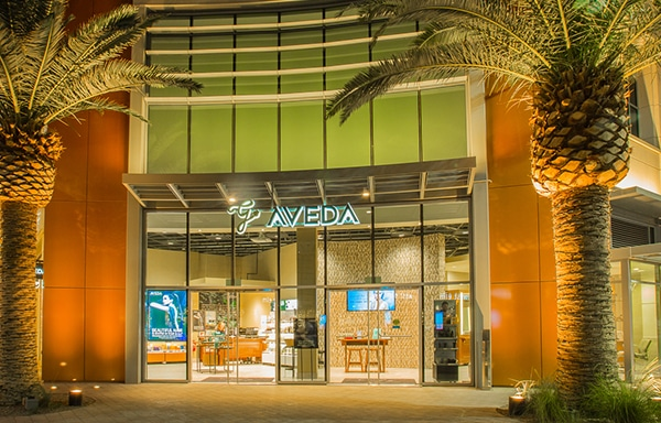 Find location for aveda salon near me open now